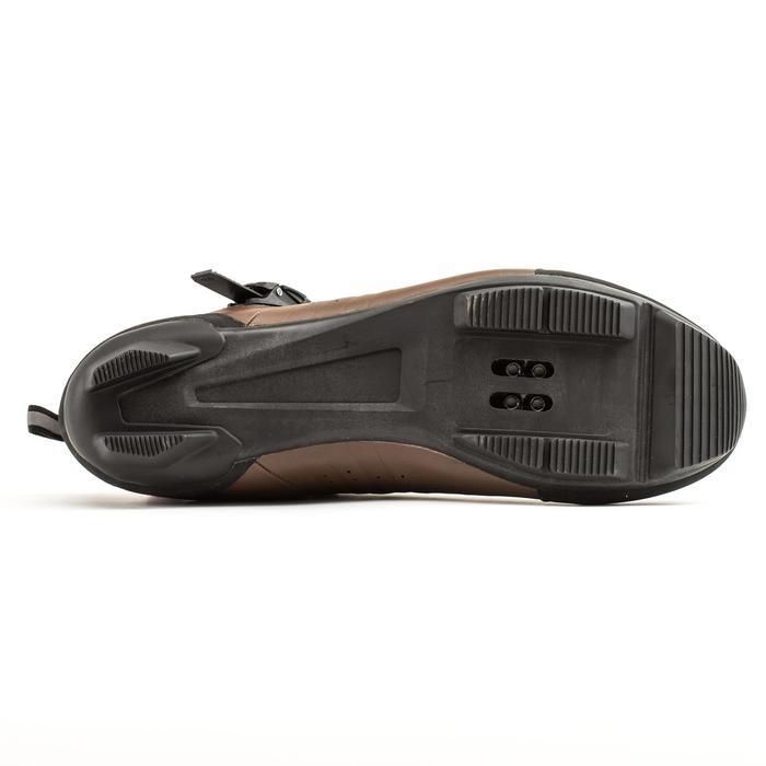 Wielrenschoenen SPD RC520 bruin