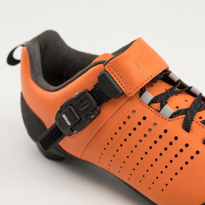 Wielrenschoenen SPD RC520 oranje