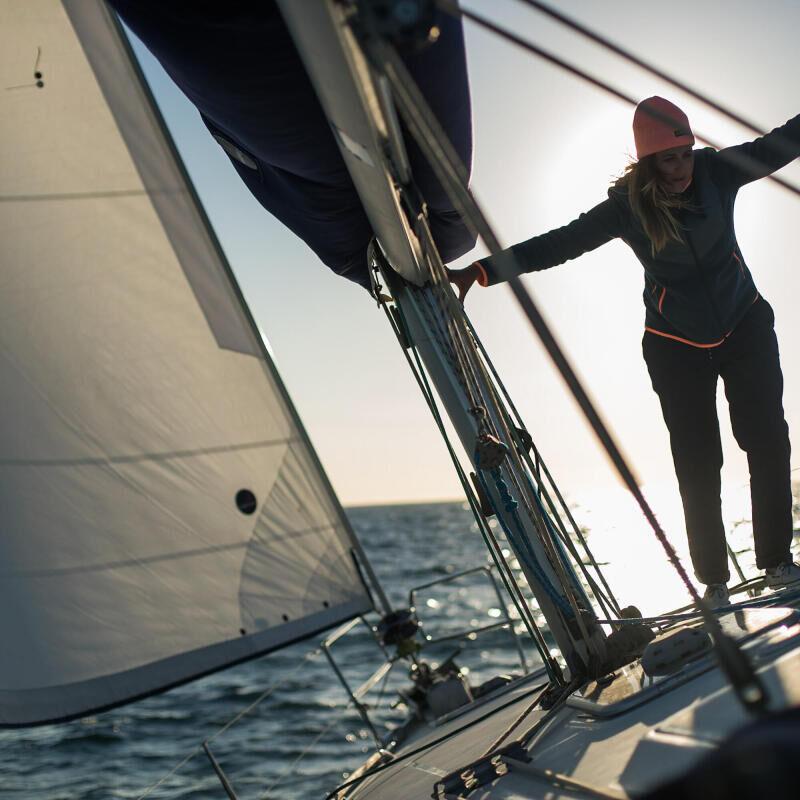 Les bienfaits de la voile avec Tribord by Decathlon