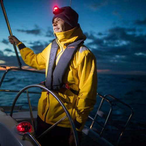 une nuit en mer avec lambert