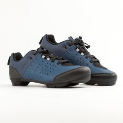 Wielrenschoenen SPD RC500 blauw/marineblauw