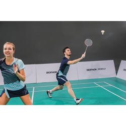 Badmintonracket voor volwassenen BR 560 Lite wit/rood