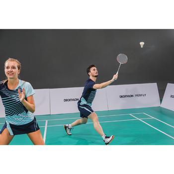 Badmintonschoenen voor heren Artengo BS 590 Max Comfort wit