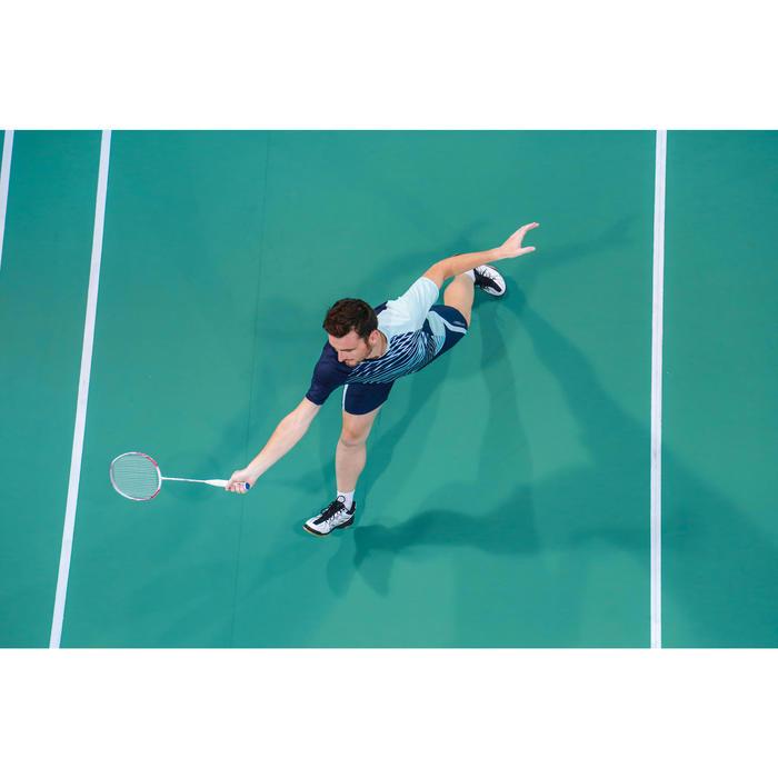 Raquette De Badminton Adulte BR 560 Lite - Blanc/Rouge
