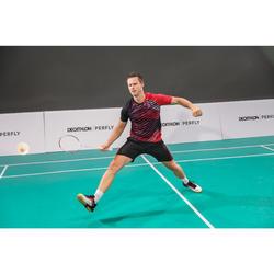 Badmintonschuhe BS 560 Lite Herren weiß/rot
