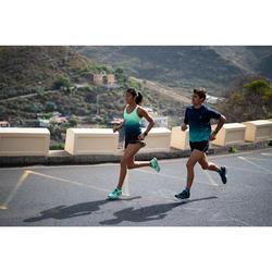 KIPRUN LIGHT WOMEN'S RUNNING SHORTS - BLACK