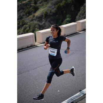 CORSAIRE RUNNING FEMME KIPRUN SUPPORT NOIR