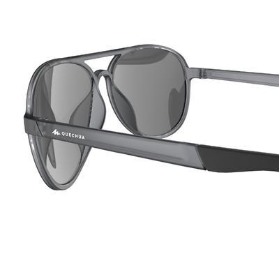 Сонцезахисні окуляри MH120A для туризму, кат. 3 - Сірі