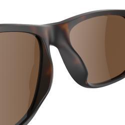 Sonnenbrille Wandern MH140Kategorie 3 Erwachsene braun