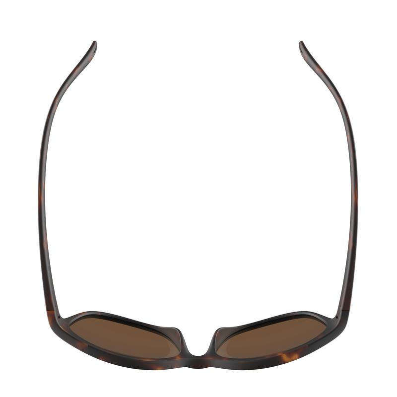 Adult's Category 3 Hiking Sunglasses MH 140W - Brown