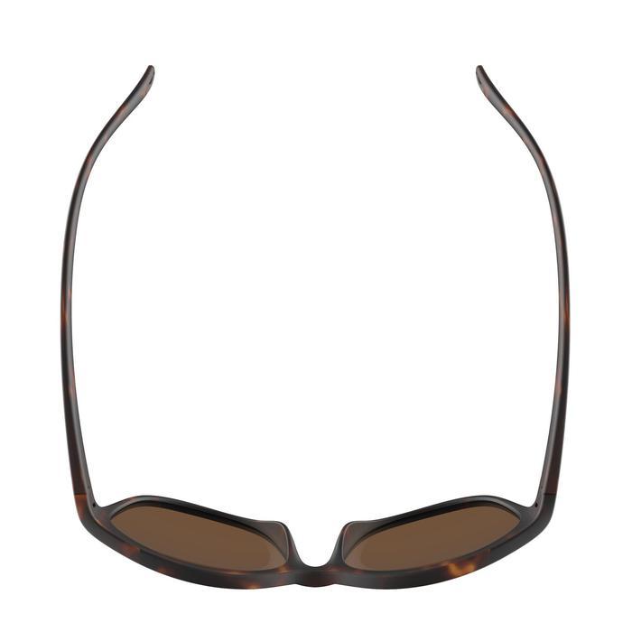 Wandelzonnebril voor volwassenen MH140W bruin categorie 3