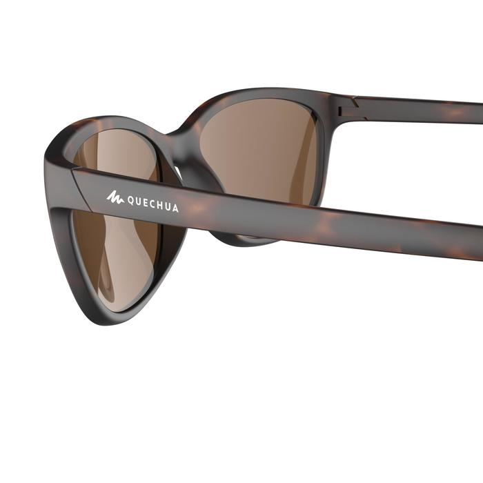 Sonnenbrille MH140Bergwandern Damen Kategorie3 braun