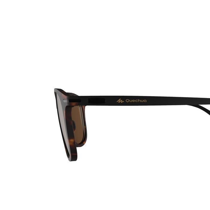 Wandelzonnebril MH160 bruin categorie 3