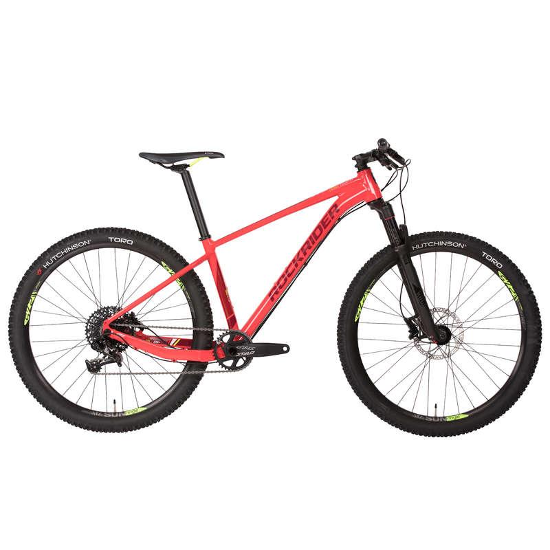 AD CROSS COUNTRY MTB BIKE Cycling - Rockrider XC 500 Mountain Bike - 27.5