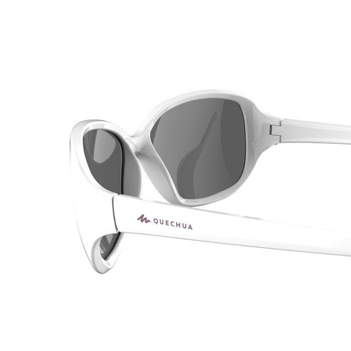 Gafas de sol de senderismo mujer MH530W blanco categoría 3