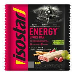 Energierepen Energy Sport Bar rozijn en cranberry 3x 40 g