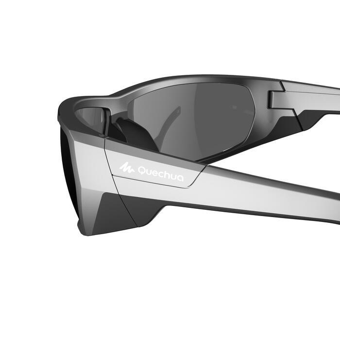 Wandelzonnebril voor volwassenen MH570 grijs categorie 4