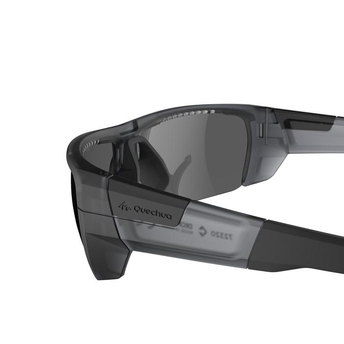 Sonnenbrille Sportbrille MH590 Kat.4 polarisierend Erwachsene schwarz
