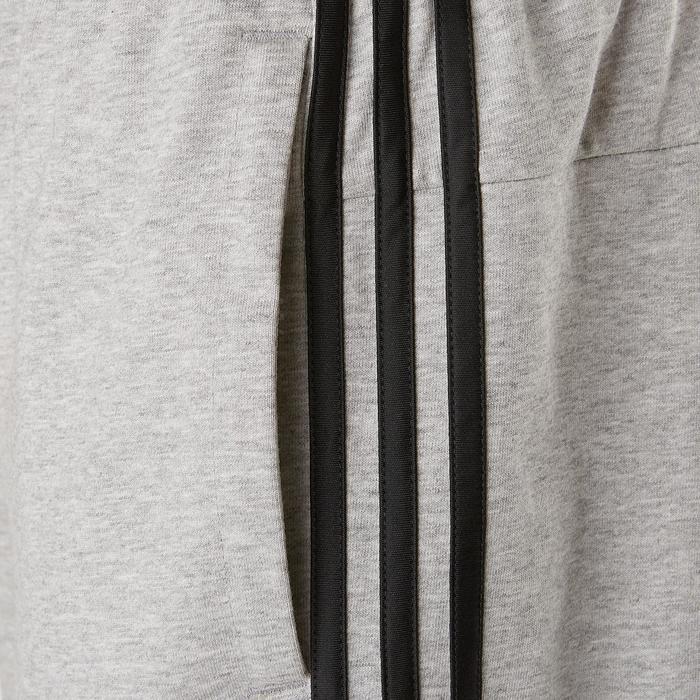 Sporthose kurz Gym grau