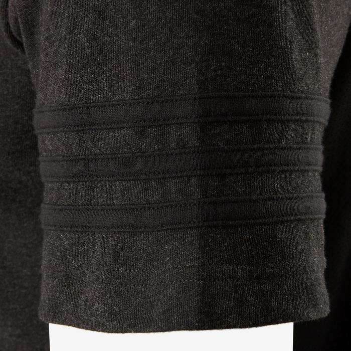 T-shirt Adidas Douario 500 pilates lichte gym zwart heren