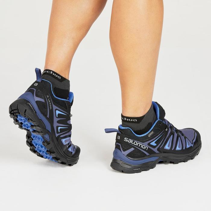 Chaussure de randonnée rapide Femme Salomon X Ultra GTX L violet