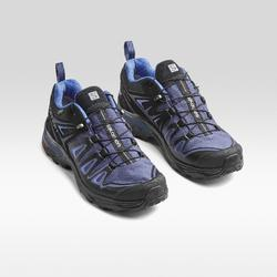 Wanderschuhe Speed Hiking X-Ultra Gore-Tex Damen violett