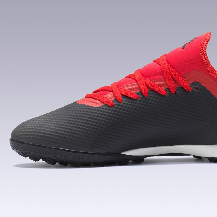 Voetbalschoenen X Tango 18.3 TF rood/zwart