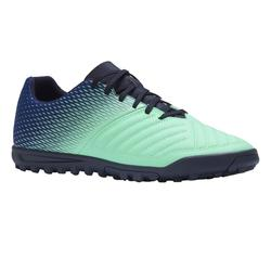 Agility 300 HG Adult Hard Ground Football Boots - Blue/Green