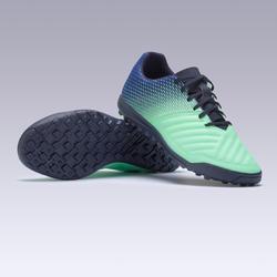 Men's Football Shoes Agility 140 HG - Blue/Green