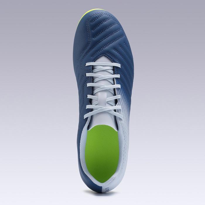 Voetbalschoenen voor volwassenen droog terrein Agility 300 FG grijs