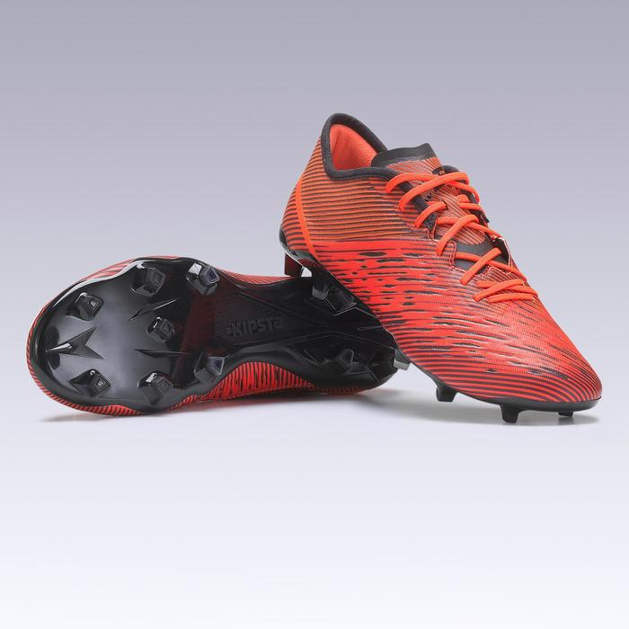 Chaussure de football adulte terrains secs CLR 900 FG orange