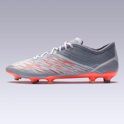 Adult Firm Ground Football Boots CLR - Grey
