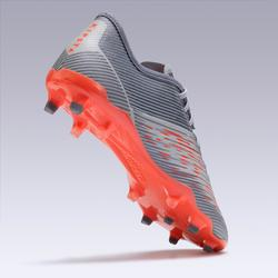 CLR 900 FG Adult Dry Pitch Football Boots - Grey