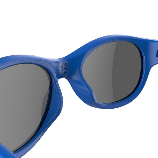 Kids Sunglasses MHT100 Cat 3 - Electric Blue