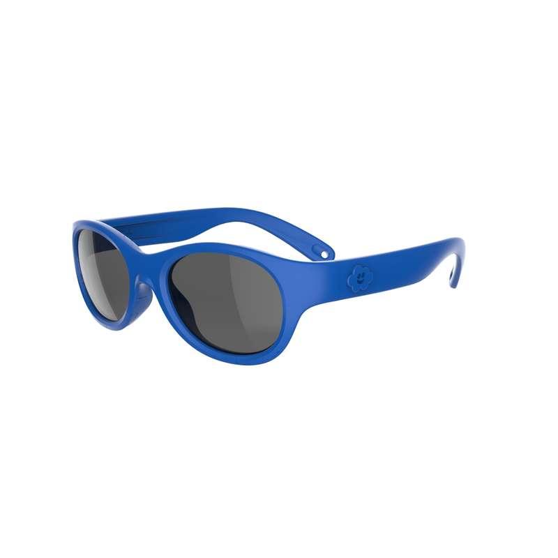 ÓCULOS DE CRIANÇA Óculos de Sol, Binóculos - ÓCULOS SOL MH K100 AZUL CAT3 QUECHUA - Óculos de Sol Desportivos Adulto