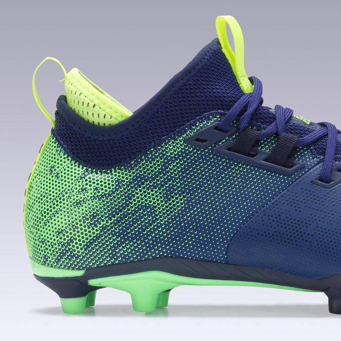 Fußballschuhe Nocken Agility 900 Mid FG Erwachsene blau