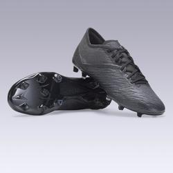 Chaussure de football adulte terrains secs CLR 900 FG black shadow