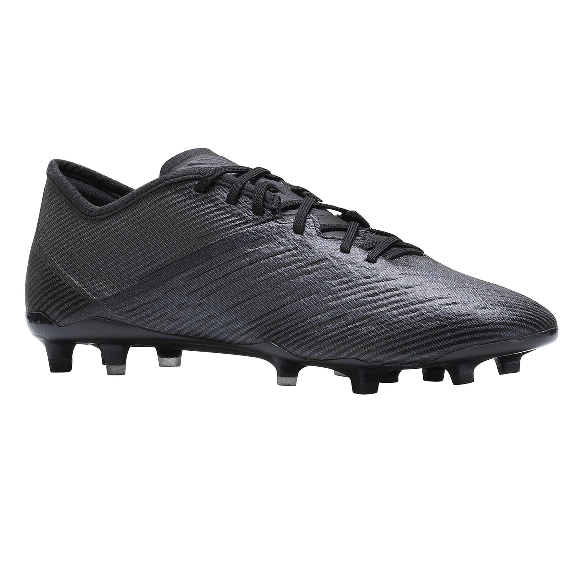 dernière collection moins cher utilisation durable Chaussures - Chaussure de football adulte terrains secs CLR 900 FG black  shadow