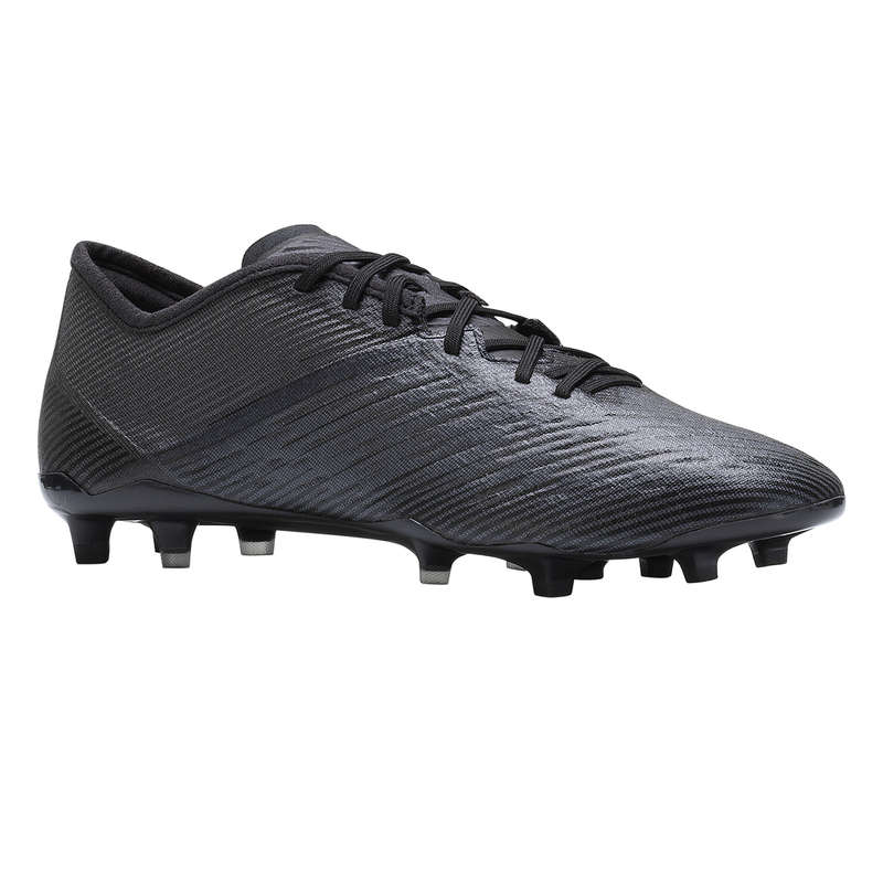 Firm ground Football - Adult CLR FG - Black KIPSTA - Football Boots