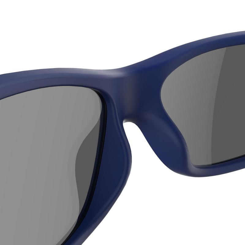 Kids' Hiking Sunglasses (Age 7-9) MH T100 Category 3 - Blue
