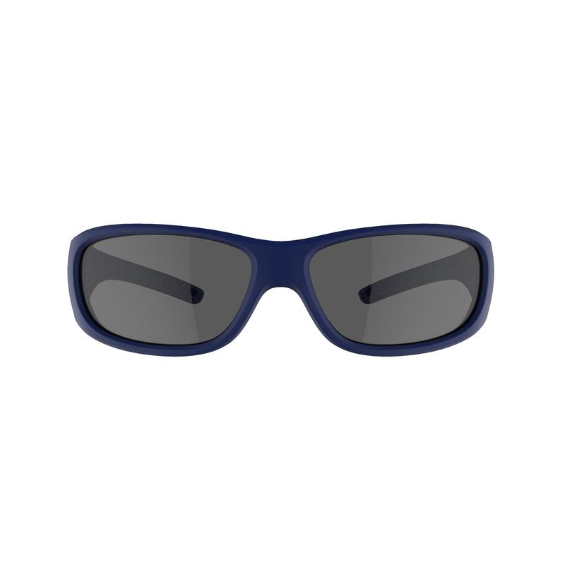 Kids' Hiking Sunglasses (Age 7-9) MH T100 Category 3 - Blue