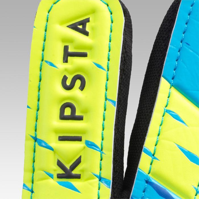 Keepershandschoenen voor kinderen First blauw/geel