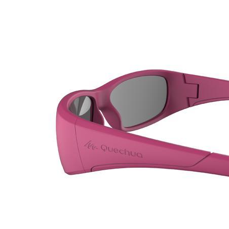 MH T100 hiking sunglasses category 3 – Kids