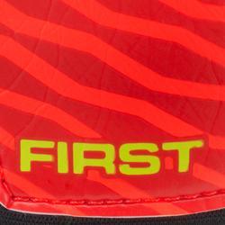 Keepershandschoenen kind First oranje/geel