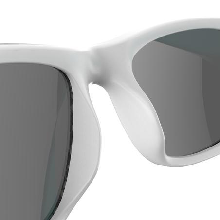 Kacamata Mendaki MH T140 Kategori 3 Anak (Usia 11-14 Tahun) - Putih/Turquoise