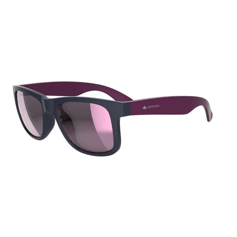 SUNGLASSES JUNIOR - MH T140 C3 Glasses - Purple QUECHUA