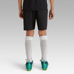 Short de football enfant F500 noir