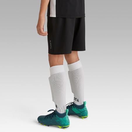 F500 Kids Football Shorts - Black