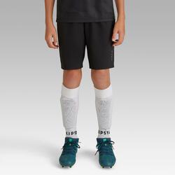 F500 Kids' Football Shorts - Black