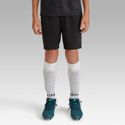 F500 Kids' Football Shorts - Black